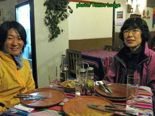 スークレのベジタリアンレストラン「El Germen」(2)