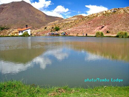 アンデスの秘湯(3)Tarapaya温泉