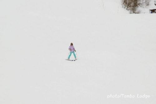 25年ぶりのスキー