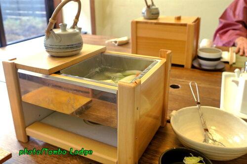 おとぎの宿「米屋」(朝食編)