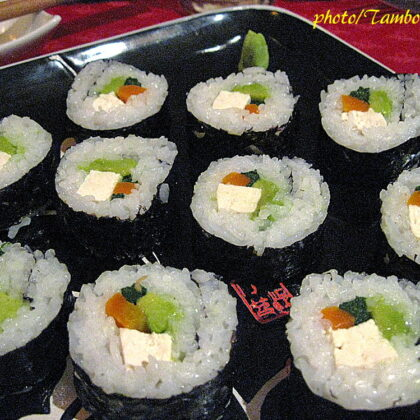 多国籍料理といっても、ほとんど日本食(笑)