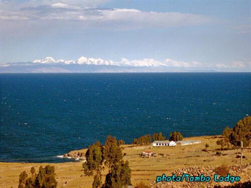 のんびり過ごした「Isla Amantani(イスラ・アマンターニ)」(1)
