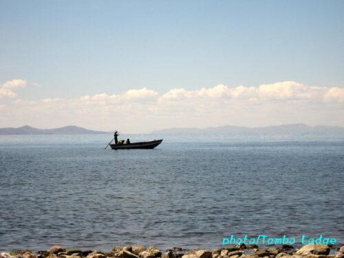 のんびり過ごした「Isla Amantani(イスラ・アマンターニ)」(2)