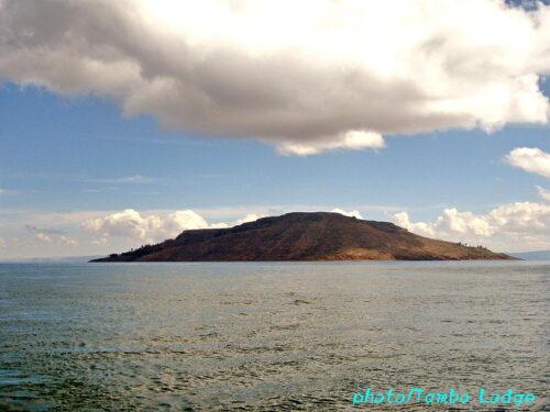さようなら、「Isla Amantani(イスラ・アマンターニ)」
