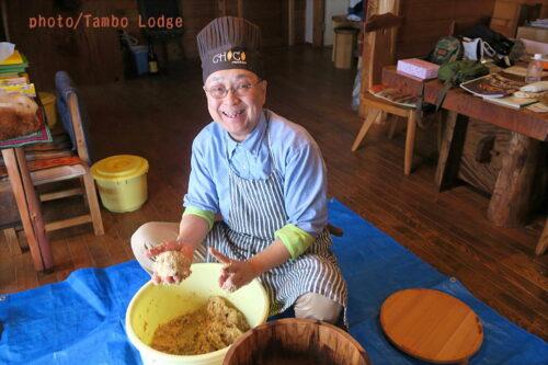 2021年米味噌作り