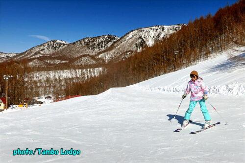 今日はスキー日和(2)