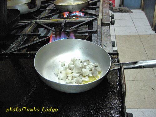 素晴らしい「Tunta(トゥンタ)」料理