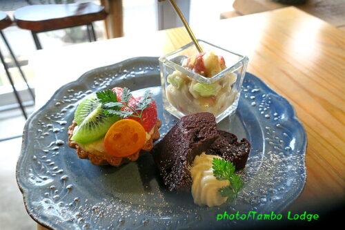久しぶりに自然食レストラン「Matsu 松」でランチを