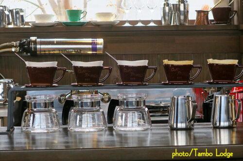 スペシャルカフェのお店「wabisuke」