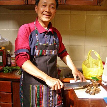 Cuscoで作るアンデス・ヴィーガン料理(1)