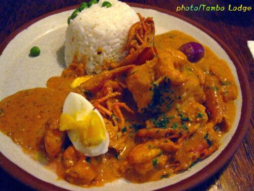 Cusco料理レストラン「Pucara(プカラ)」