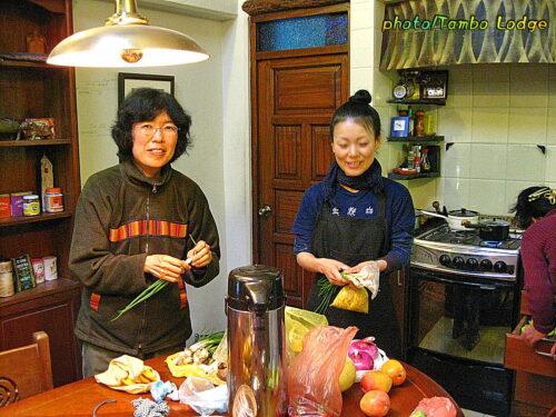 Cuscoで作るアンデス・ヴィーガン料理(2)