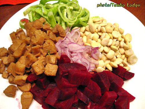 Cuscoで作るアンデス・ヴィーガン料理(3)料理の紹介)