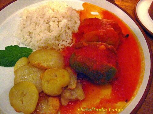 クスコのベジタリアン・レストラン「Granja Heidi」(4)