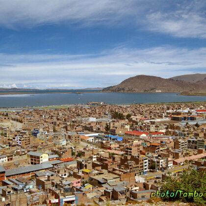 再びチチカカ湖畔の町「Puno」へ