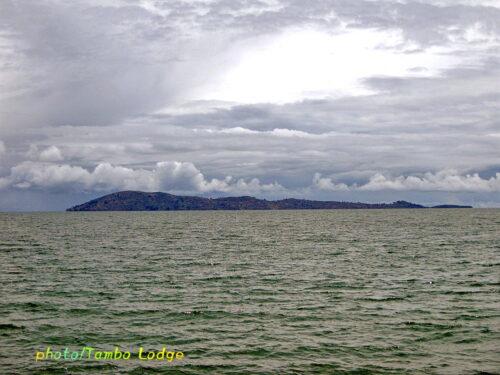 チチカカ湖の島「タキーレ」へ