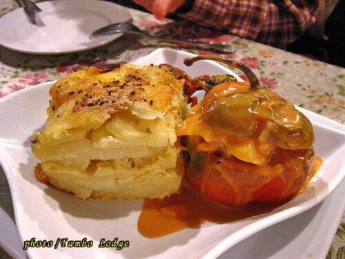 アレキーパ料理の高級レストラン「La Viena」