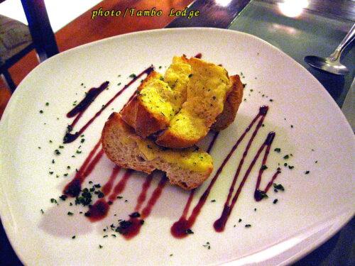 Arequipaの創作料理レストラ「Nina yaku」