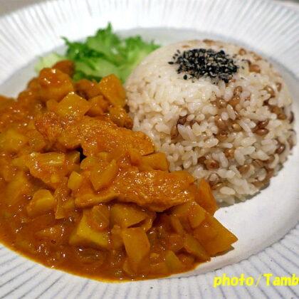 乾燥ジャガイモを使ったペルー料理「Carapulcra(カラプルクラ)」
