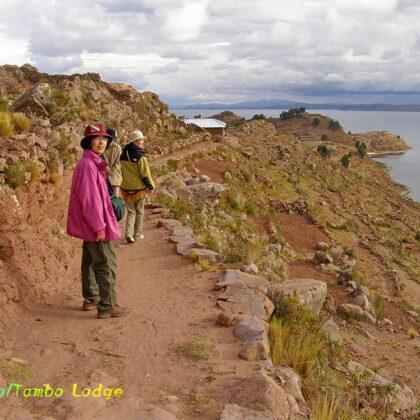 タキーレ島散策