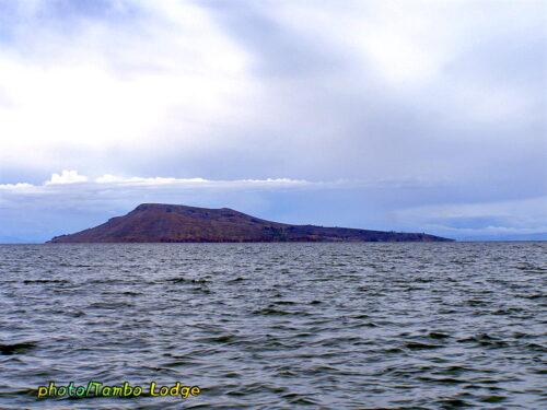 タキーレ島よ、さらば
