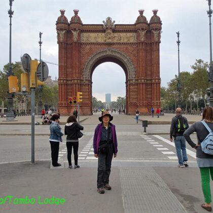 バルセロナで時差ボケ克服のための滞在