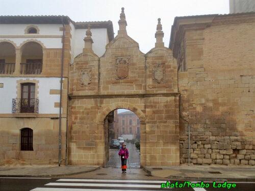 巡礼6日目(Los arcos ⇒ Viana)18㎞ 目的地の手前で挫折