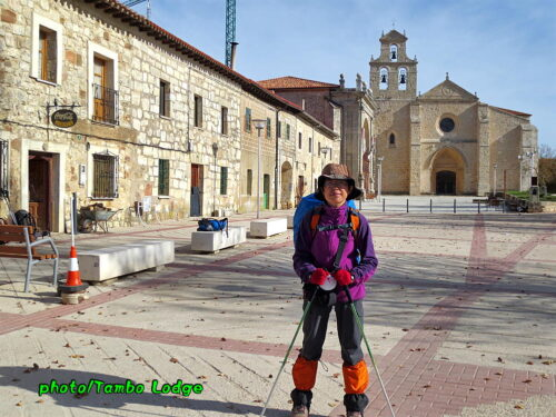 巡礼12日目(Villafranca montes de oca ⇒ Ages)16.5㎞ Ocaの大地を歩く