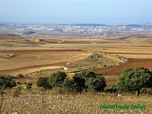 巡礼13日目(Agés ⇒ Burgos)22.6㎞ 世界遺産の大聖堂を目指して