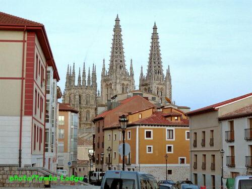 Burgosでの再会