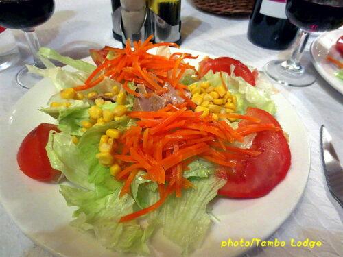 Hontanasでの温かくて幸せな夕食