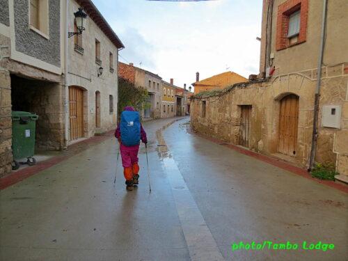 巡礼15日目(Hontanas ⇒ Itero de la vega)21㎞ 広大なメセタの大地