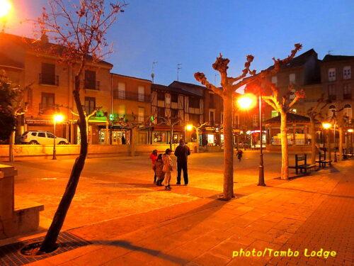 Sahagúnで70時間の休養(3)
