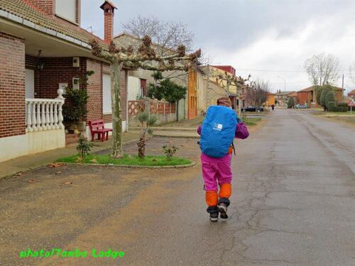 巡礼21日目(Sahagún ⇒ El burgo ranero)18㎞ 巡礼路へ復帰