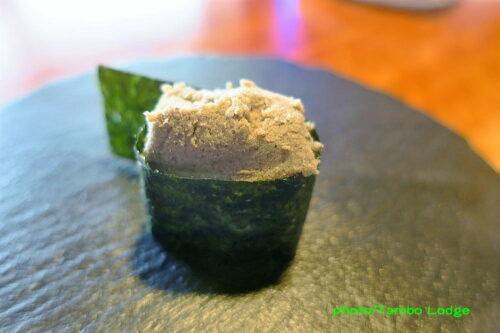 Veganic Monkey Magic & Vege-Sushi Japan 浅草本店の野菜料理と野菜寿司のフルコース