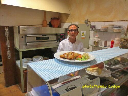 Leónのベジタリアン・レストラン「L' unión」