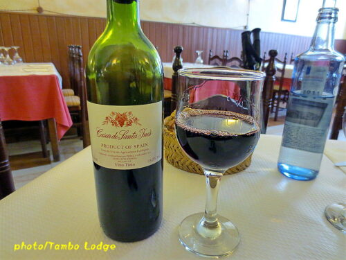 Leónのベジタリアン・レストラン「L' unión」(2)