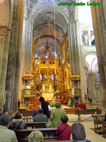 巡礼28日目 聖地Santiago de compostela到着