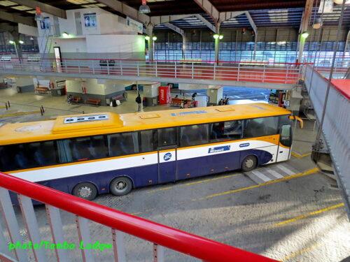 巡礼28日目(Santiago de compostela ⇒ Fisterra)約86㎞ バスの旅