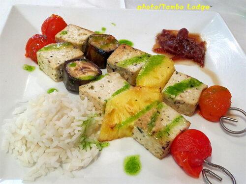 Vigoのベジタリアン・レストラン(1)