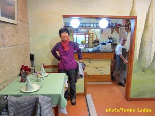 Vigoのベジタリアン・レストラン「Albahaca」