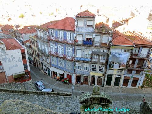アズレージョが美しいPortoの町