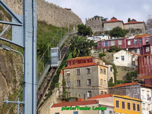 世界遺産の町Porto散策がてらに、ワイナリーへ行く