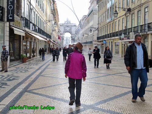 ポルトガルの首都Lisboaへ
