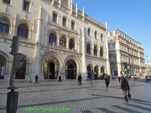 Lisboa郊外の小さな町「Sintra」へ