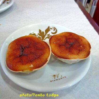 シントラ銘菓「Queijada」を食べる