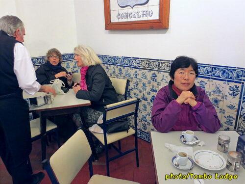Portugalの伝統菓子を食べに行く
