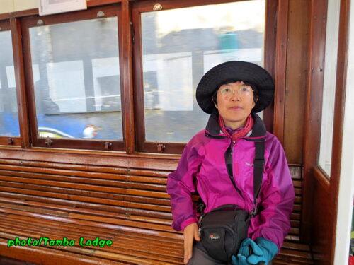 Lisboaのケーブルカーに乗る(3)ラーブラ線