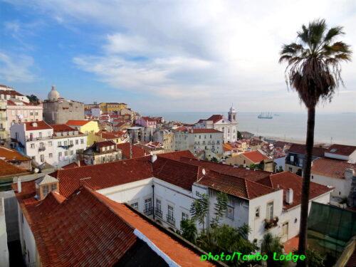 Lisboaの風景