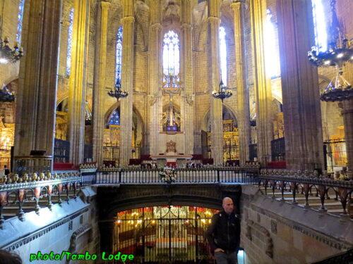 クリスマス飾りin Barcelona
